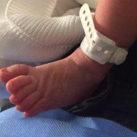 Nació el 29 de enero en la clínica de Teknon de Barcelona. Foto:vía instagram.com/shakira