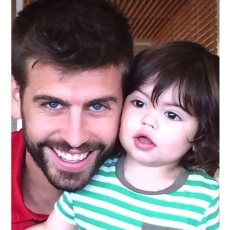 Por medio de las redes sociales de sus padres, los fans han podido conocer su crecimiento en sus primeros dos años de vida. Foto:vía instagram.com/shakira