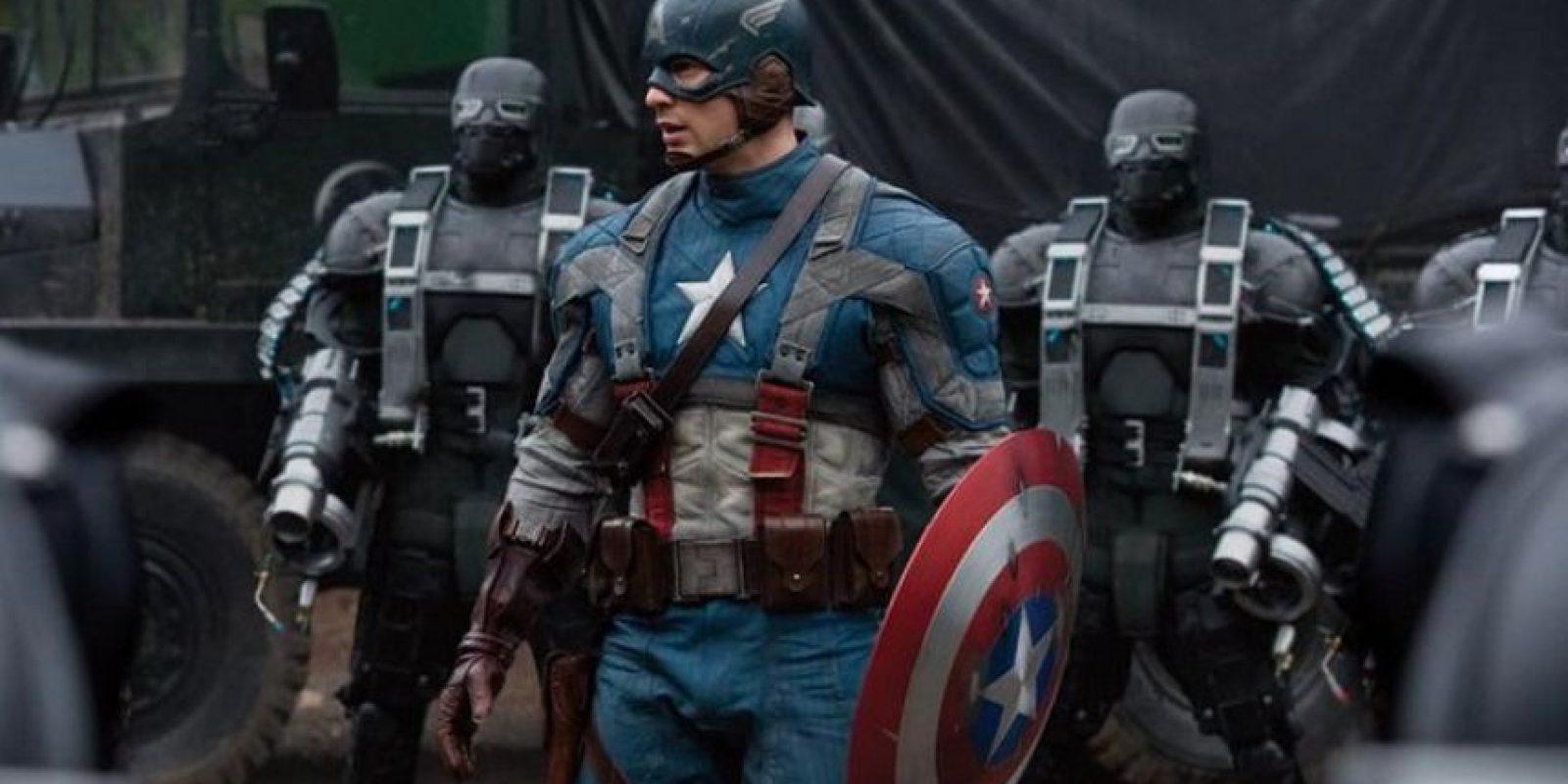 """""""Capitán América: Civil War"""" se estrenará en Estados Unidos el 6 de mayo de 2016 Foto:Facebook/CaptainAmeria"""