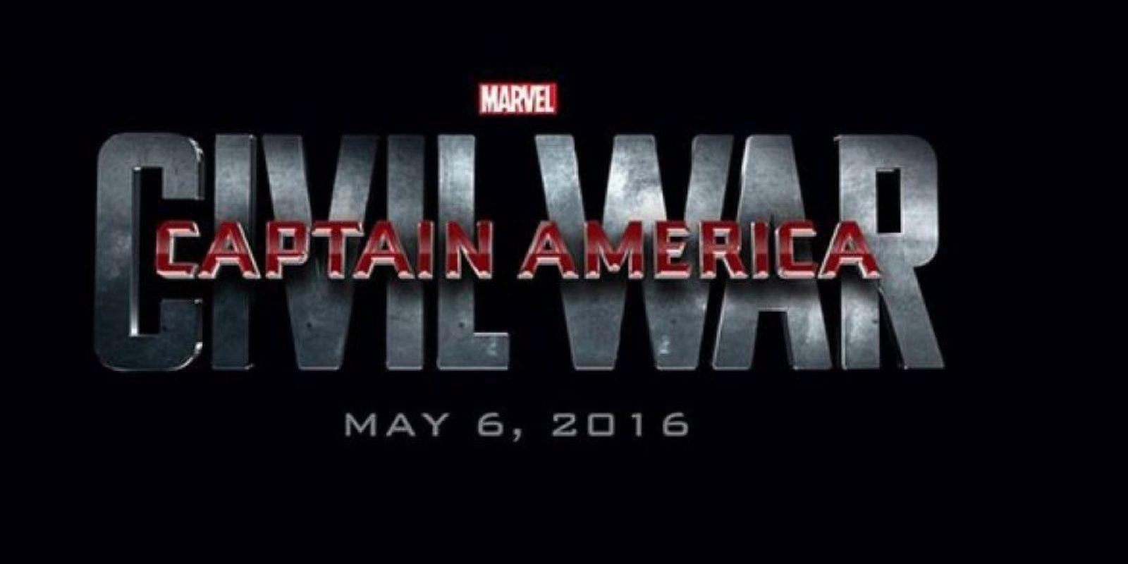 Marvel anunció el inicio de las grabaciones de la cinta Foto:Facebook/CaptainAmeria