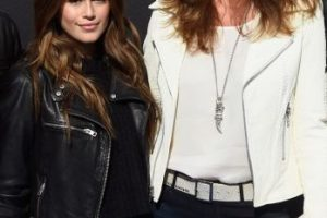 Kaia Gerber y Cindy Crawford Foto: Getty Images