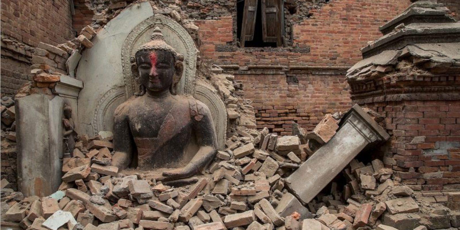 19. Ramechhap, Nepal. 12 de mayo. Magnitud 6.3 Foto:Getty Images