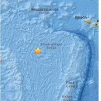 2. Islas Wallis y Futuna, 17 de abril. Magnitud: 6.5 Foto:Earthquake.usgs.gov