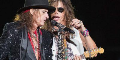 Este jueves 14 y viernes 15 tienes una cita con Aerosmith