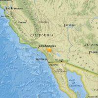 16. San Jacinto, California. 6 de mayo. Magnitud 3.7 Foto:Earthquake.usgs.gov