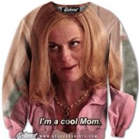 "Esta prenda con la mamá de ""Regina George"" de ""Mean Girls"" Foto: vía instagram.com/belovedshirts"