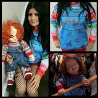 "Esta sudadera inspirada en ""Chucky"" Foto:vía instagram.com/belovedshirts"
