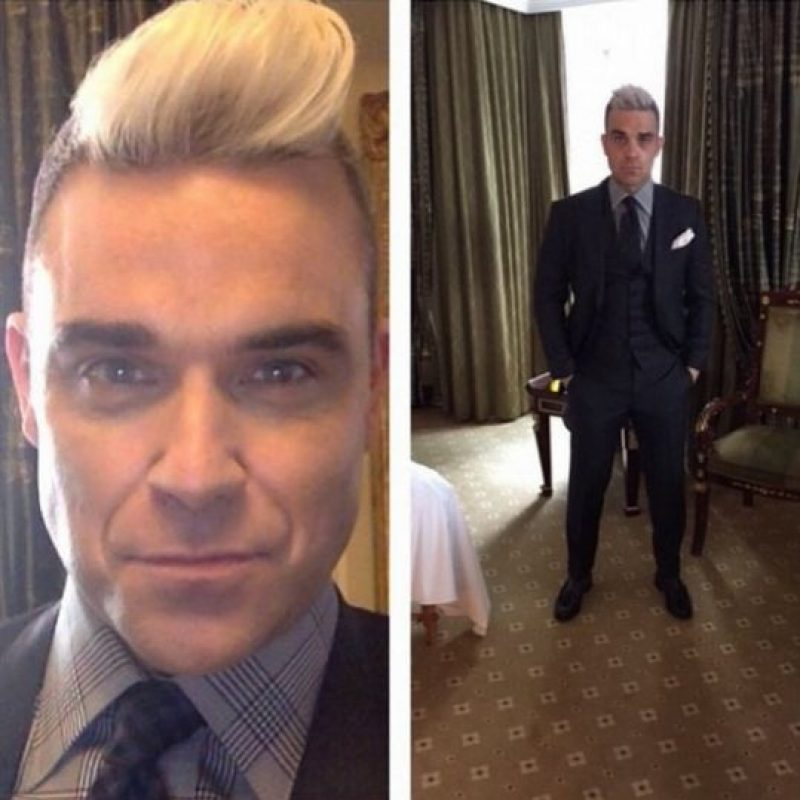 Foto: Instagram/RobbieWilliams