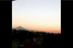 2. Popocatépetl, México Foto:Instagram skayla_ruty