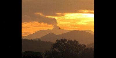 5. Nevado del Ruiz, Colombia Foto:Instagram alexruaochoa