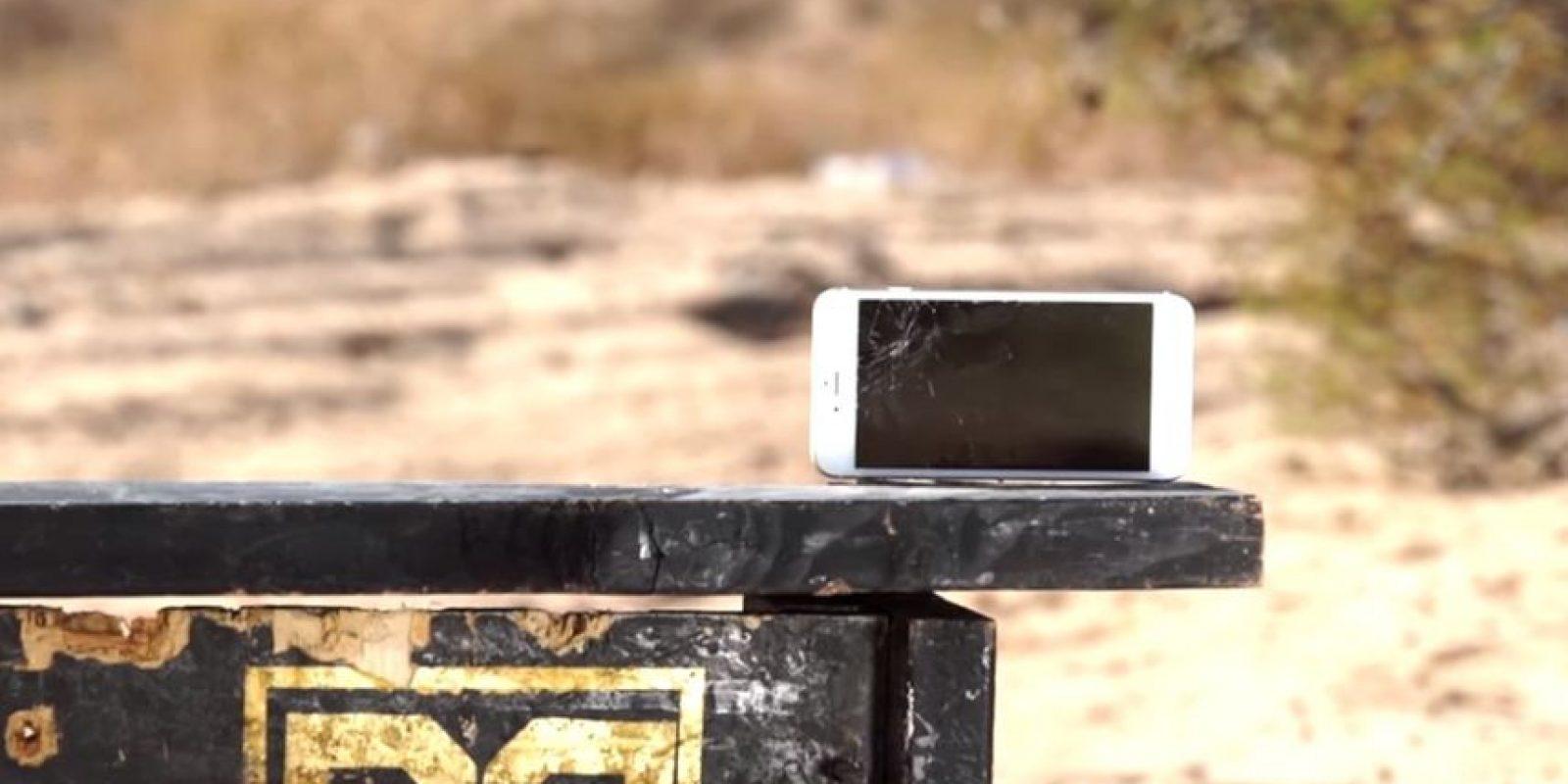 Este smartphone es el más reciente de Apple. Foto:FullMag