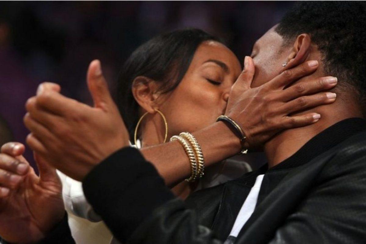 Will Smith y Jada Pinkett Smit Foto:Getty Images