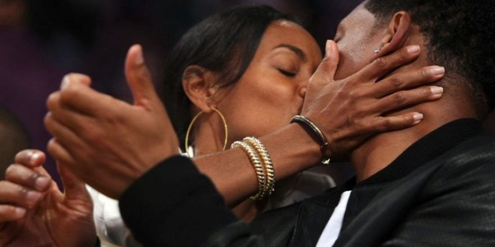 Will Smith y Jada Pinkett Smit Foto: Getty Images