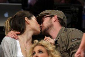 Justin Timberlake y Jessica Biel Foto:Getty Images