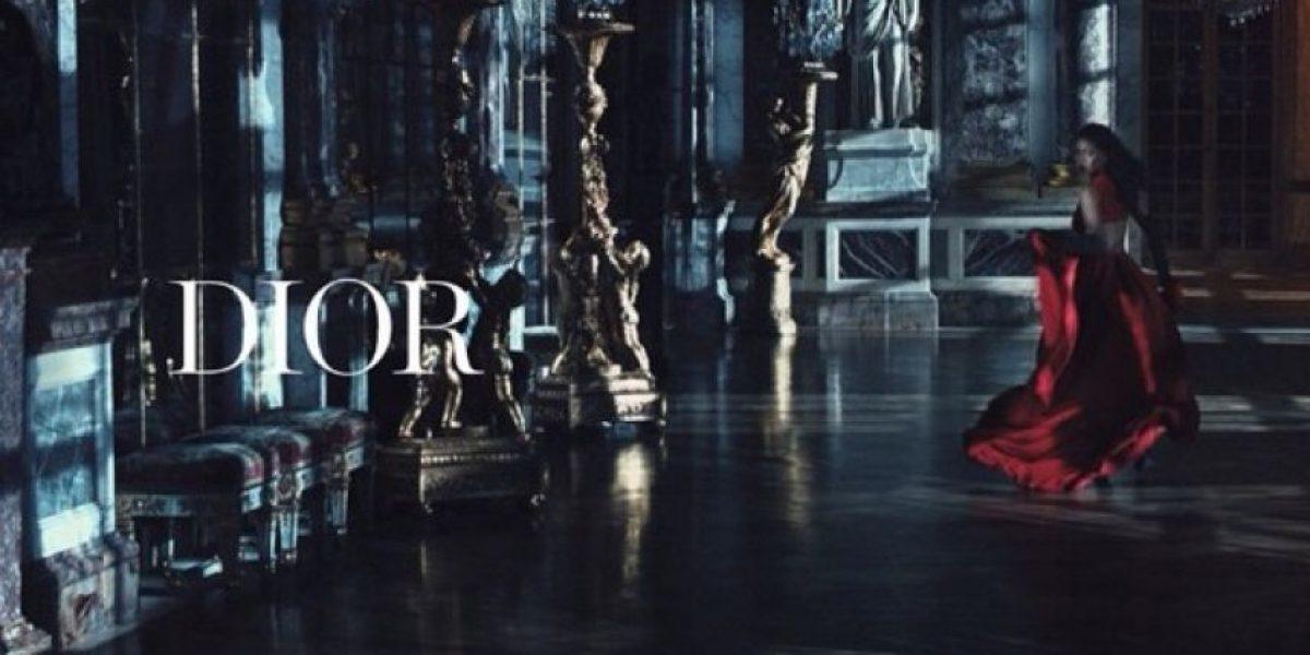 Rihanna presume en las redes sociales ser la nueva musa de Dior