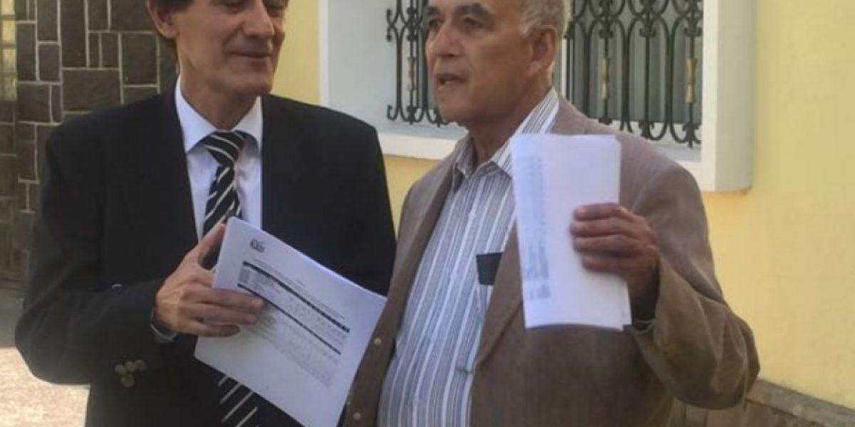 Supuesto suegro de Juan Carlos Monzón desconoce paradero del exsecretario privado