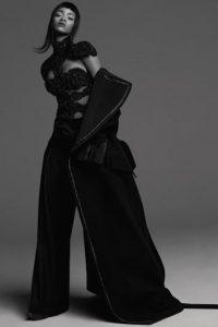 Rihanna posó con un toque de erotismo Foto:Another Magazine