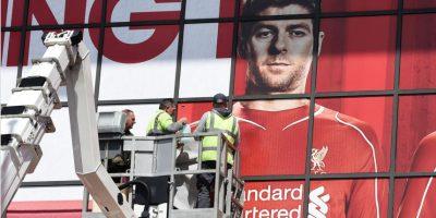"""VIDEO. """"Me da un poco de miedo"""", dice Gerrard sobre su despedida"""