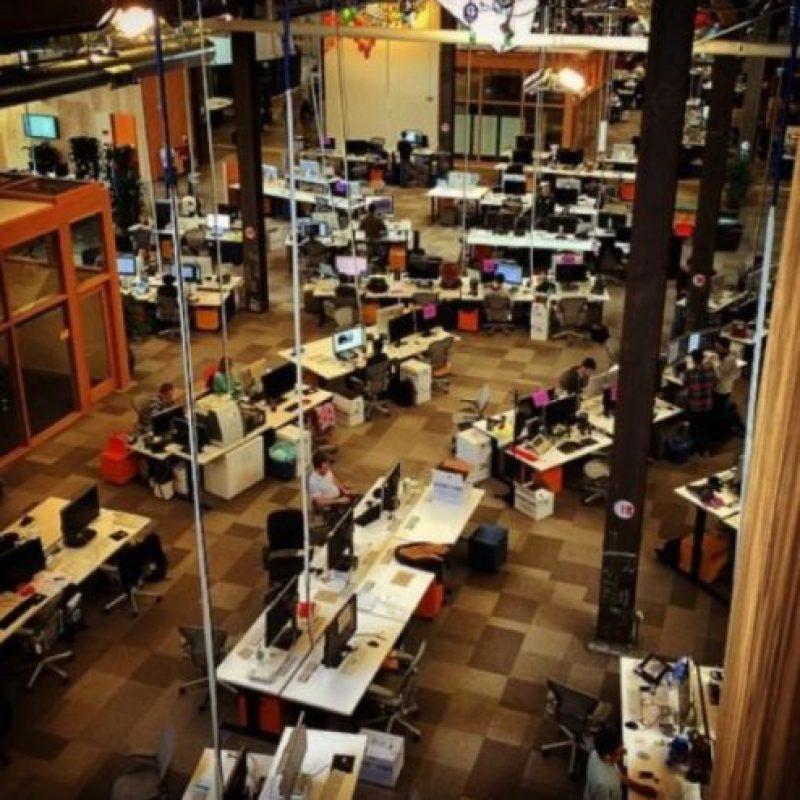 El complejo se ubica en Menlo Park, California. Foto:instagram.com/scottshapiro23