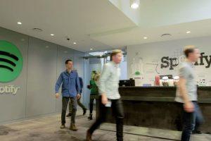 Spotify fue fundada en Suecia en 2008. Foto:Spotify