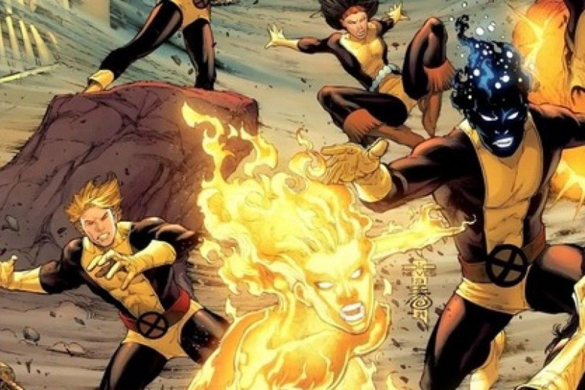 La cinta estará basada en los cómics de Marvel Foto:Marvel Comics