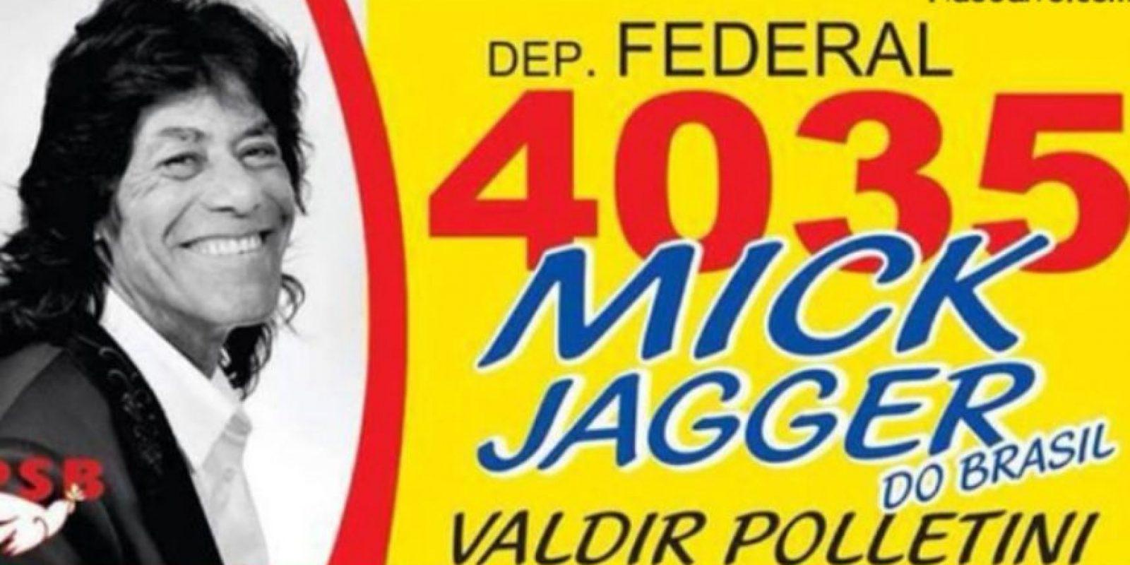Algunos son imitadores, otros buscan hacerse fama con un nombre o apodo famoso Foto:Naosalvo.com.br