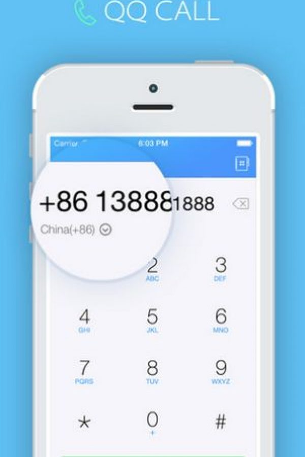 Pueden hacer llamadas. Foto:Tencent
