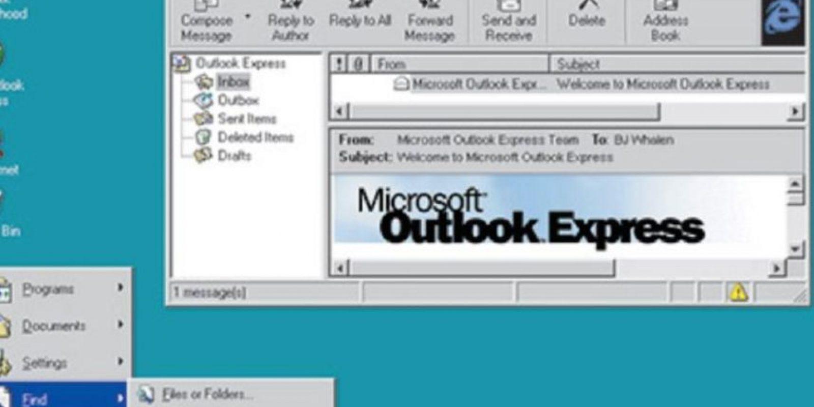 En 1995, Windows mutaría nuevamente de nombre para ver nacer el icónico Windows 95. El diseño rompió los esquemas existentes y revolucionó los diseños web para sistemas operativos en PC. Foto:Vía windows.microsoft.com
