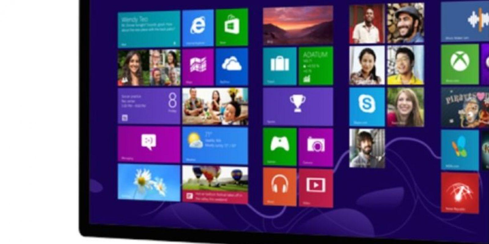 Simplemente para iniciar otra, con nuevos diseños y nuevas propuestas. Así es como llegó el Windows 8. Foto:Vía windows.microsoft.com