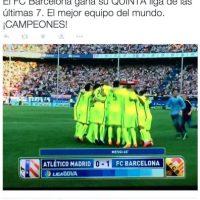 Foto:twitter.com/el10blaugrana