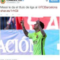 Foto:twitter.com/CONMEBOL_CSF