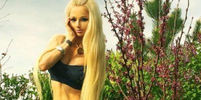 Ha declarado que no quiere tener hijos Foto:Facebook/ValeriaLukyanova