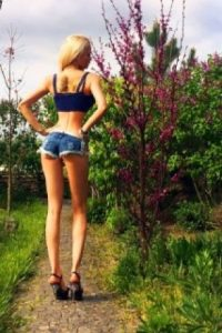 Hace poco, Valeria Lukyanova posteó algunas imágenes en su Facebook. Foto:Facebook/ValeriaLukyanova