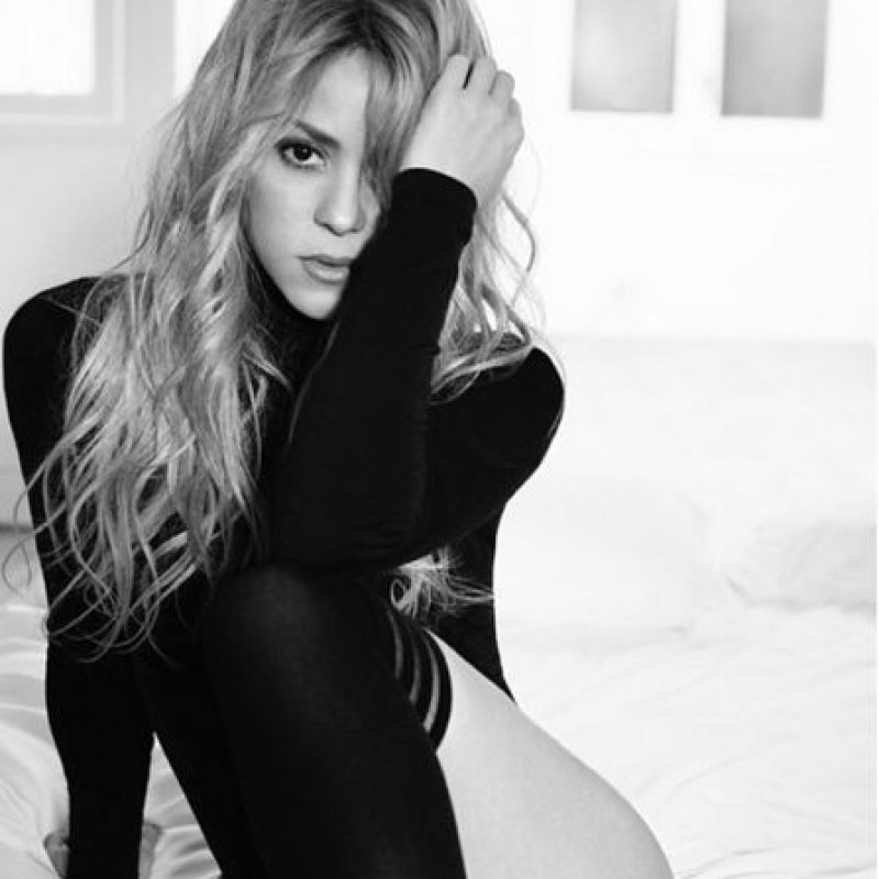 Shakira Foto:Vía insrtagram.com/shakira