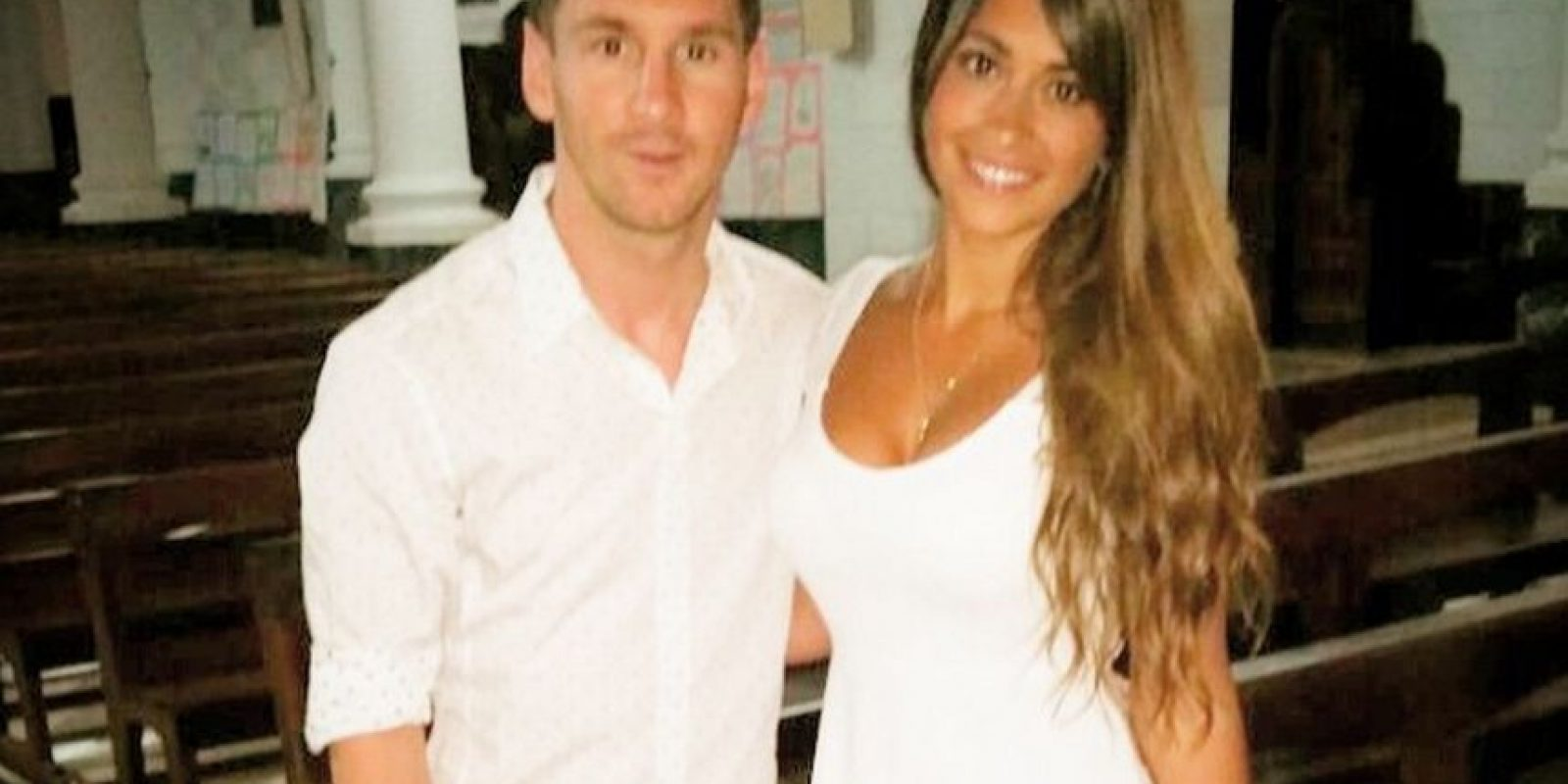"""También felicitó a la """"Pulga"""" y a los culés Foto:Vía instagram.com/antoroccuzzo88"""