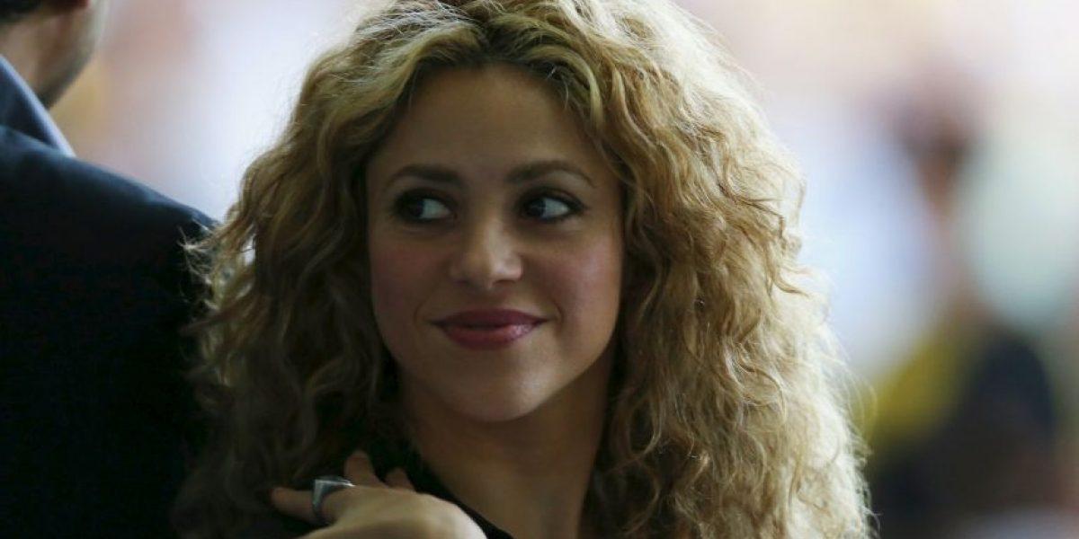 Los 3 hombres que enamoraron a Shakira juntos en una foto