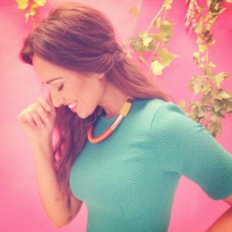 Es actriz, modelo y presentadora portuguesa que se rumora que amenazó a Irina por mensaje de texto Foto:Vía twitter.com/hyndia