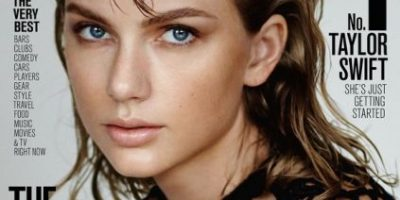 """Taylor Swift es nombrada la mujer """"más hot de 2015"""""""