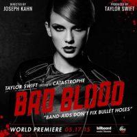 "Estrenó su videoclip ""Bad Blood"" durante la ceremonia Foto:Instagram/TaylorSwift"