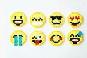 Los emojis hacen que las conversaciones sean más entretenidas. Foto:Pinterest