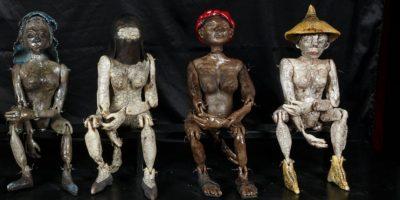 Exposición. Muñecas que reflejan las fragilidades y las fortalezas de la mujer