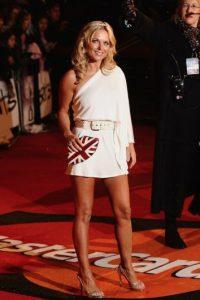 La ex Spice Girl ganó con el 15% de los votos Foto:Getty Images