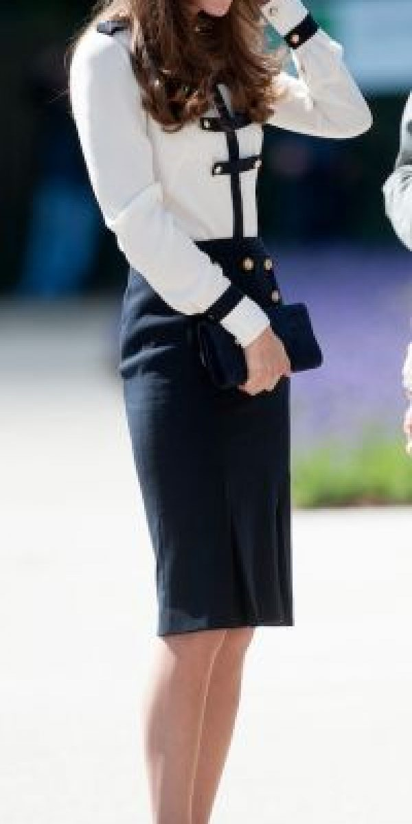 La duquesa obtuvo el 7.4% de votos Foto:Getty Images