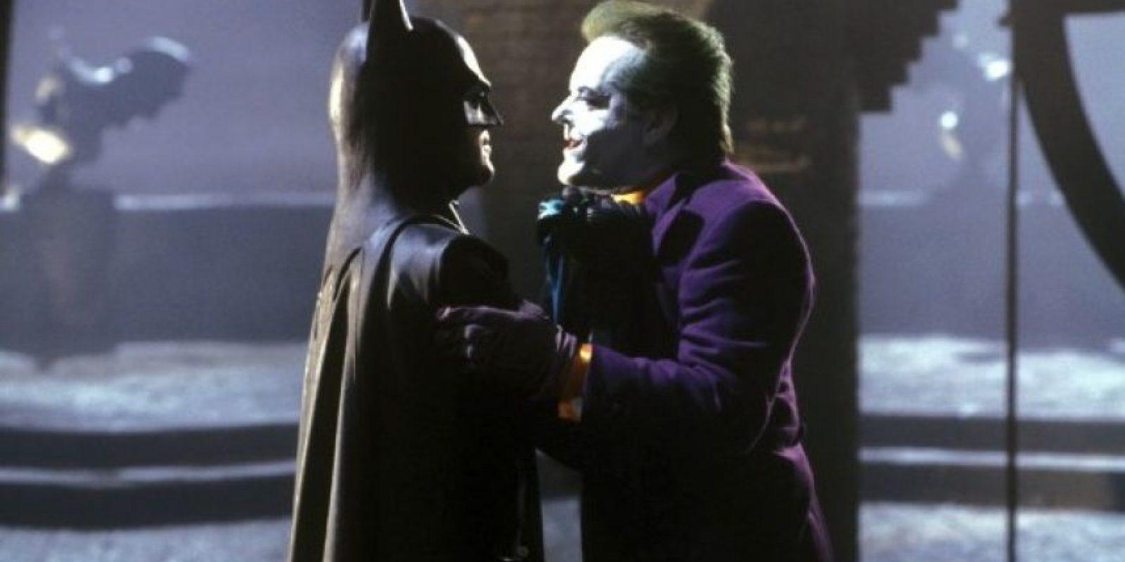En 1989, Jack Nicholson le dio vida al villano más influyente del universo de DC Comics. Foto:IMDB