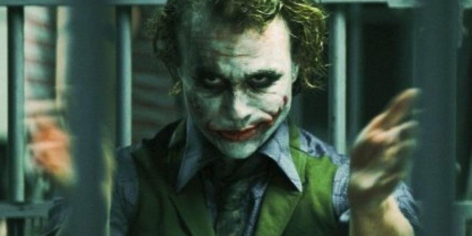 Un 2008, Heath Ledger interpretó una de las versiones más populares de este personaje. Foto:IMDB