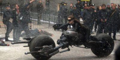 En 2012, Anne Hathaway mostró sus dotes como ladrona al interpretar a esta villana. Foto:IMDB
