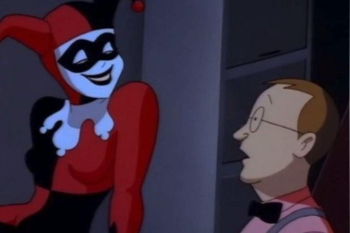 """La eterna enamorada de """"Joker"""" realizó su primera aparición en la cinta animada """"Batman"""" de 1992. Foto:IMDB"""