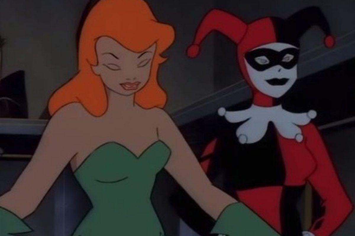 """Su romance surgió luego de que ella fuera la terapeuta del archienemigo de """"Batman"""". Foto:IMDB"""