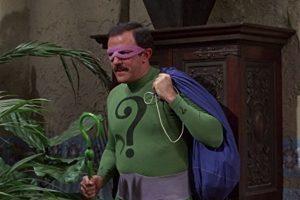 """Durante la serie de los 60, """"El acertijo"""" fue interpretado por Frank Gorshin. Foto:IMDB"""