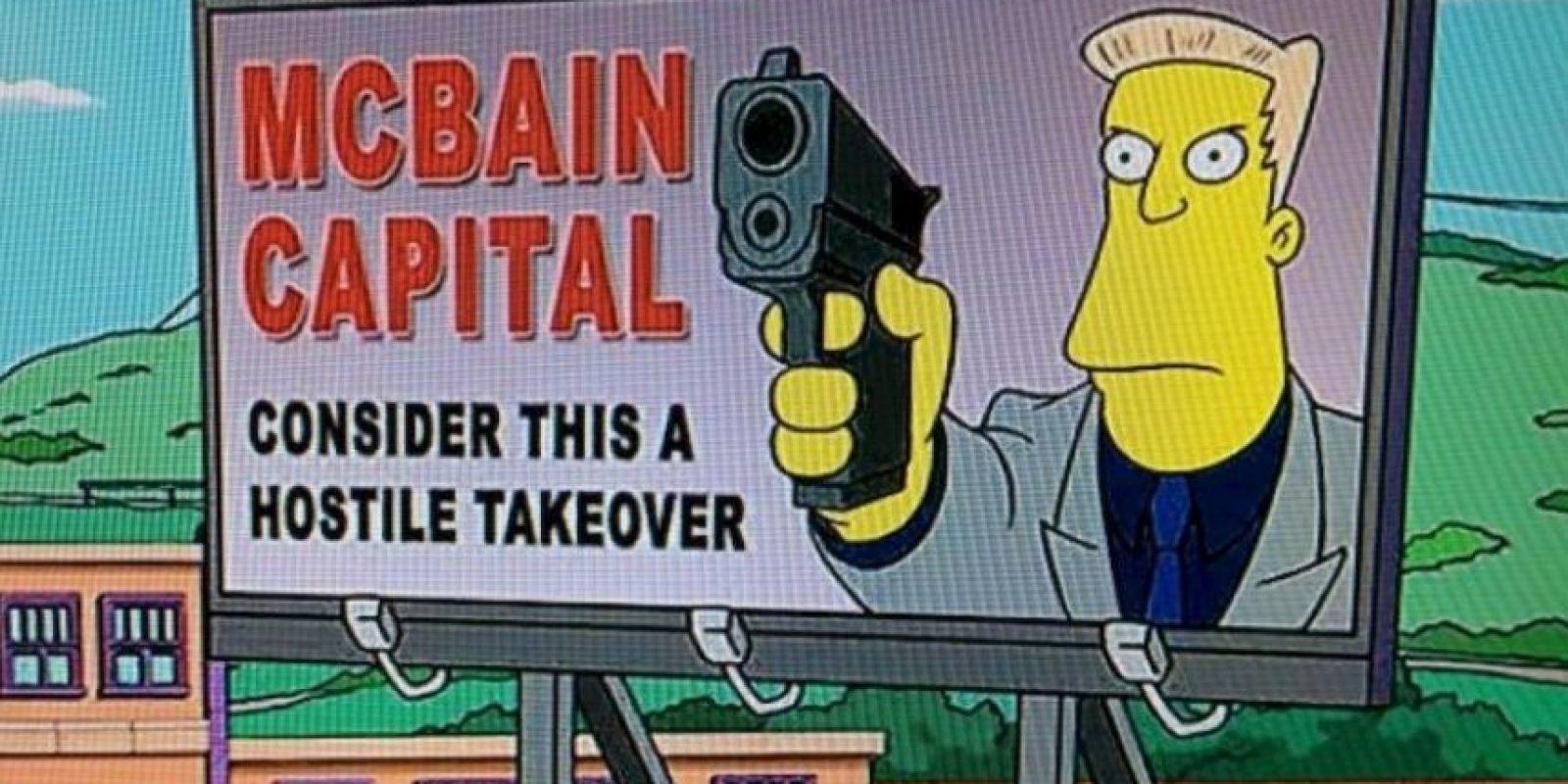 """McBain"" Foto:vía Twitter"
